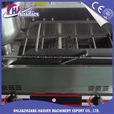 Machine van de Snack van de Braadpan van de Doughnut van de Machine van de Doughnut van de Apparatuur van de bakkerij de Automatische Mini