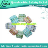 Película respirável Backsheet do PE para o tecido do bebê, guardanapo sanitário, matéria- prima do tecido do bebê