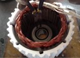gerador Synchronous do ímã permanente da C.A. baixo RPM de 2kw 96V para a venda (SHJ-NEG2000)