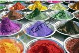 Red 50 Dissiperse Dyes Tecido de fio de poliéster