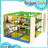 Customzied 디자인 유효한 아이 실행 센터를 위한 실내 밧줄 과정