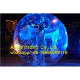 Раздувные шарик/прогулка воды шарика пузыря на шарике пластмассы воды