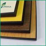 листы ламината компакта Matt поверхностные HPL Woodgrain 12mm