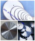 HSS y Tct hojas de sierra circular
