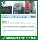 작은 가정 사용 5000W 220V 50Hz 태양 발전기
