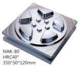 Máquina de trituração quente do CNC da venda para o processamento do molde e das peças (EV-1060M)