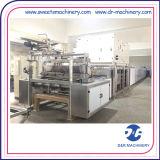 Высокая скорость машина Ириски Candy Депонирование Line Candy Processing
