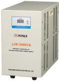 Précision de Jjw épurant le régulateur de tension automatique/stabilisateur à C.A. monophasé