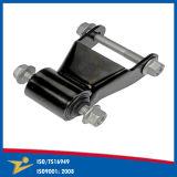 La jumelle d'arrière de plaque de zinc assemblent des pièces pour l'usage d'industrie
