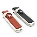 승진 가죽 USB 섬광 드라이브를 위한 고전적인 선물