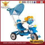 Encantador y con el triciclo de niños del paraguas/los juguetes de los cabritos