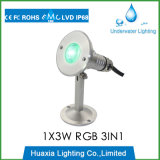 3watt LED Swimming Underwater pool Light