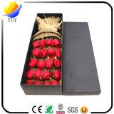 Der Spitzengeschenk-Kasten des Rosen-Blumen-Kastens