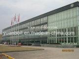 Taller del almacén de la estructura de acero de Assemebled y planta de fábrica prefabricados rápidos para usted