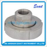 Accesorios del calibrador de la Pieza-Presión del repuesto del manómetro del diafragma