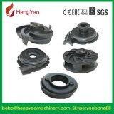 Desgaste horizontal de mineração - forro de borracha resistente