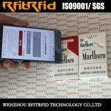 Hf Anti-Counterfeit 처분할 수 있는 NFC 꼬리표 스티커