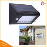 20 LED太陽Powe PIRランプの赤外線動きセンサーの庭ライト太陽機密保護ランプの屋外ライト