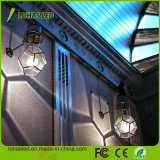 Luz de bulbo del filamento de la iluminación 24V-240V E27 8W LED de Dimmable LED