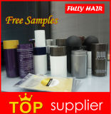 Freie Beispielhaar-Puder 12g - Haar-Gebäude-Faser des Keratin-30g