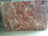 De natuurlijke Plakken van Athene van de Steen Rode Marmeren voor Countertop/Bevloering/de Bekleding van de Muur/Bouwmateriaal