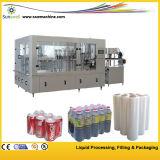 Линейный тип термально машина упаковки пленки/оборудование