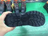 Работа кожи коровы обеспеченностью низкой цены дешево промышленная стильная Boots ботинки безопасности времени работы