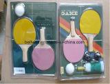 Mini Dark Desktop Tennis Set