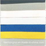 Tela resistente ao calor, tela uniforme da prova da água do petróleo do gás de petróleo, tela 100% do franco do algodão para a alta qualidade