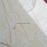 フォーシャン薄い色の完全なボディ大理石の石の磁器のタイル