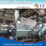 세척하는 PP/Plastic 필름을%s 세탁기 선 재생