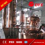Gebildet in China verwendetem Mikrohauptspiritus-Brennerei-Gerät für Preis
