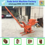 High Quality Manual Brique Machine avec Low Cost