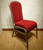 ألومنيوم فندق مأدبة عرس كرسي تثبيت مع أماميّ يثنّي مقادة