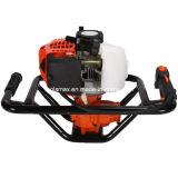 Teammax 72cc 안정되어 있는 질 쉬운 시작 가솔린 지구 송곳