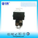 전송기와 수신기를 가진 전기 RF 원격 제어 시스템