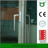 Portello scorrevole dell'elevatore di alluminio termico della rottura con lo standard australiano