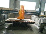 Zdqj - máquina de estaca de pedra da lâmina 600 para a telha do mármore e do granito com tipo da ponte