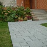 Étage en pierre extérieur de granit de tuile de paquet de la tuile 30X30 DIY