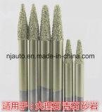 Het solderen van het Snijdende Hulpmiddel van de Steen van de Diamant voor Marmer, Bluestone, Zandsteen