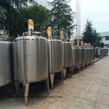 Ligne de remplissage à chaud de jus pour la bouteille d'animal familier