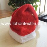 Reizender Plüsch-Weihnachtsdekoration-Schutzkappen-Hut