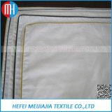Caisse 100% à la maison de palier de couverture de palier de polyester de palier de coussin de textile