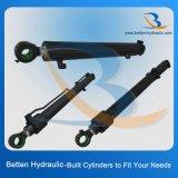 Crescimento da máquina escavadora/cilindro hidráulicos do braço/cubeta