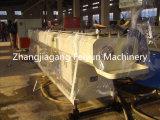 Cadena de producción del tubo doble del PVC