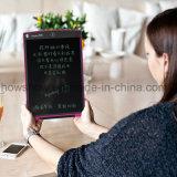 Nuovo rilievo di appunto di Eco Howshow 12 pollici dell'affissione a cristalli liquidi di tavola del grafico