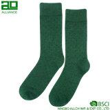 Темно - носки зеленых людей изготовленный на заказ оптовые