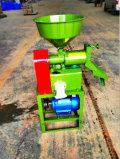 Máquina del molino de arroz del precio del Coste-Efficience sola con salida rápida
