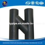 Qualität HDPE Rohrfittings