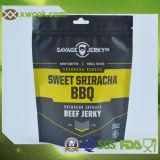 Kundenspezifische gedruckte Trockenfleisch- vom Rindverpackenbeutel